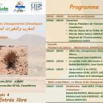 Programme Rencontre Changements Climatiques 06-01-2016