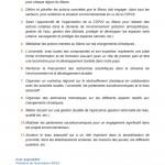 Recommandations Rencontre Maroc et CC 06-01-2016 2